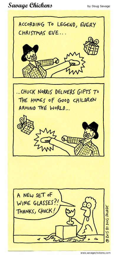 chickenchucklegend
